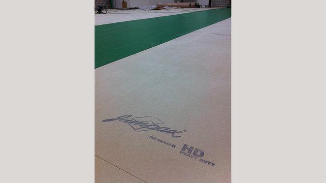 PVC banen op Jumpax® HD