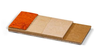 Jumpax® Classic is een egaliserende en contactgeluidreducerende ondervloer speciaal voor linoleum, vinyl en kurk.