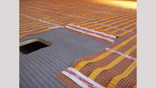 Energiekosten besparing d.m.v. met elektrische vloerverwarming