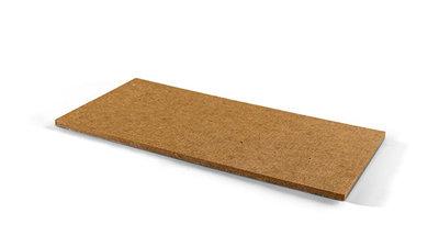 Hardboard Superieur® is een ondervloerplaat voor het uitvlakken van houten vloeren, ten behoeve van het leggen van tapijt of losliggend vinyl.